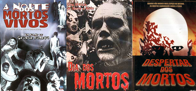 Mestres do Horror: George Romero