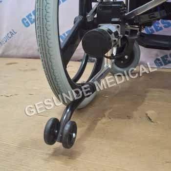 distributor kursi roda elektrik rangka baja