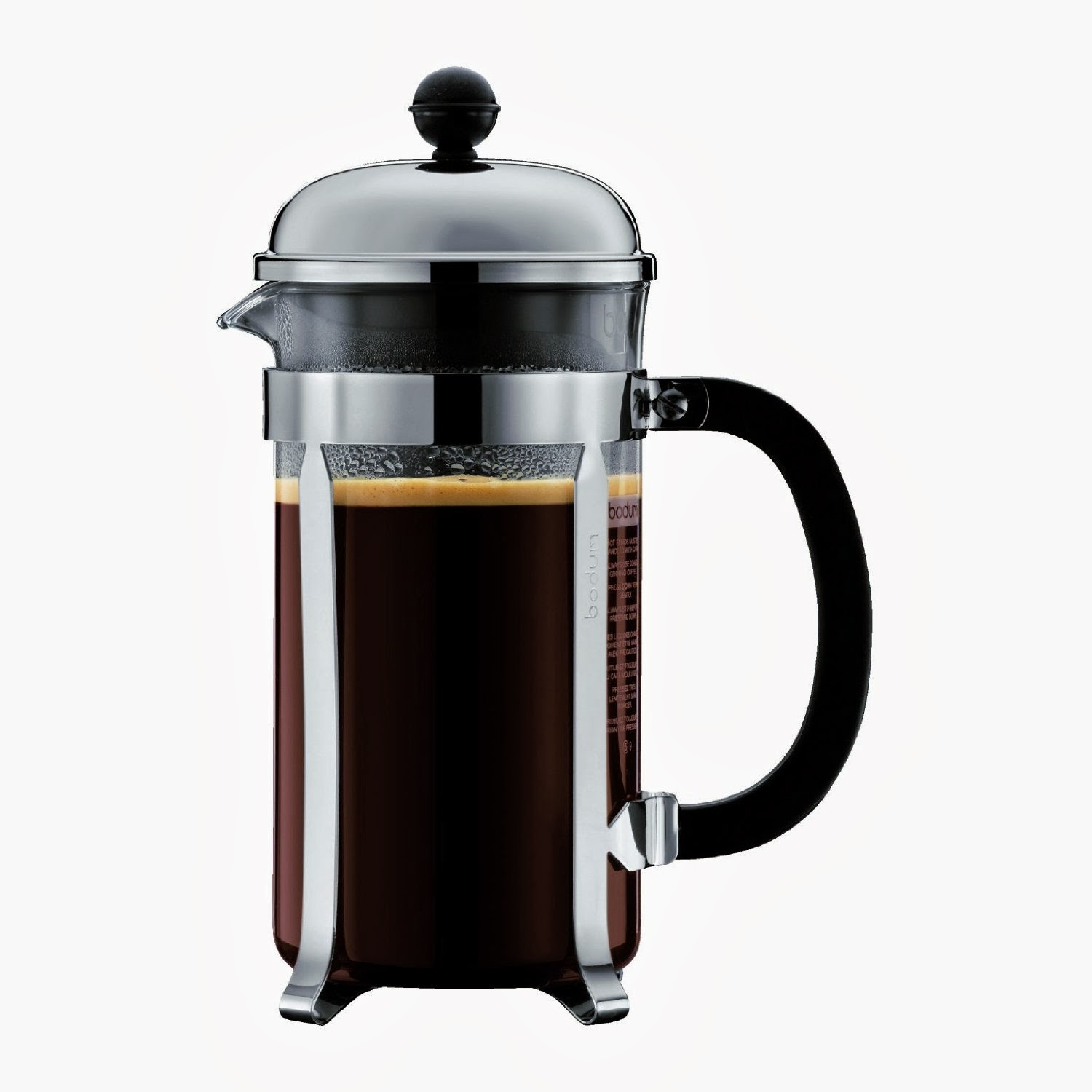 Gold French Press Coffee Maker : Bodum French Press
