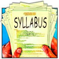 Syllabus corner