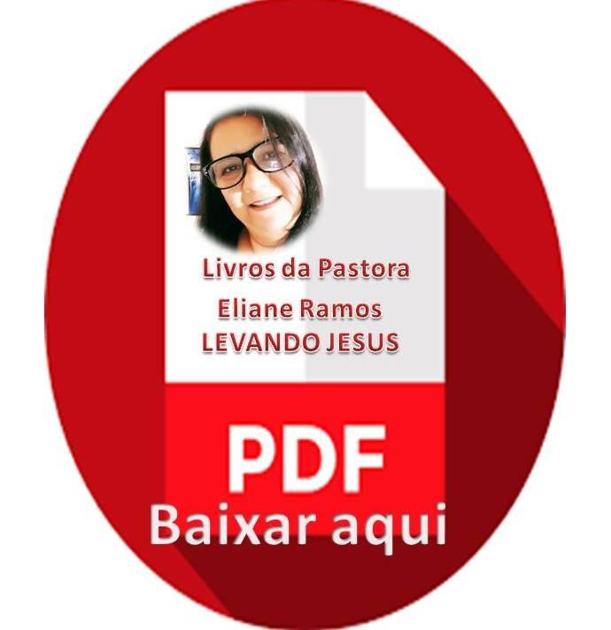 Livros de Autoria da Pastora Eliane