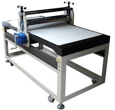 全開多用途版畫壓印機