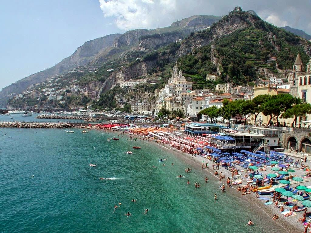 The 10 Most Beautiful Beaches In Italy Traveled Over Sentences