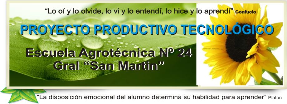 Proyecto Productivo Tecnológico