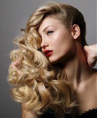 las ondas ayudan a dar volumen al peinado y te dan opcin a que los peinados de fiesta sean ms sencillos y rpidos de improvisar a la vez que resulten