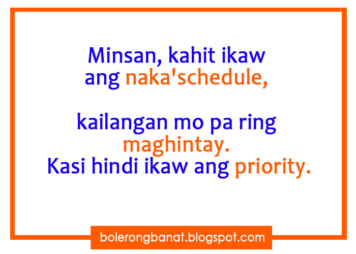 sms tagalog quotes quotesgram
