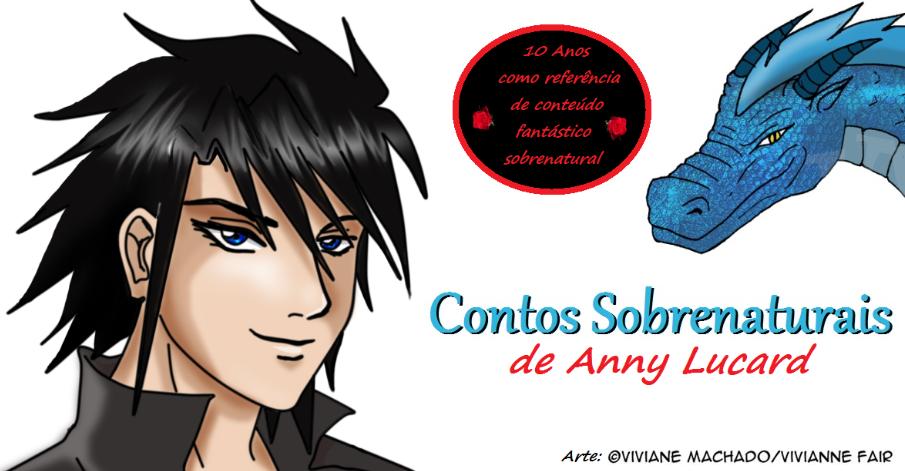 #ContosSobrenaturais da @annylucard