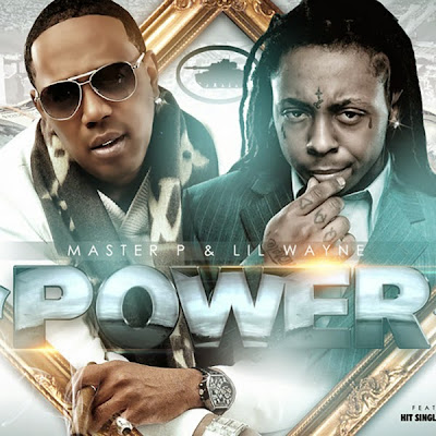 fotos portada cover de power master p lil wayne gangsta ace b cancion single