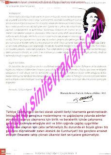 8.Sinif Turkce Enderun Yayinlari Calisma Kitabi Cevaplari Sayfa 60