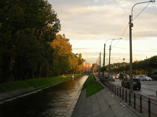 Лебяжья канавка, Санкт-Петербург