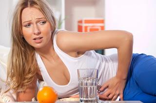 Receta de jugo natural de  pera, naranja y uva para evitar el estreñimiento