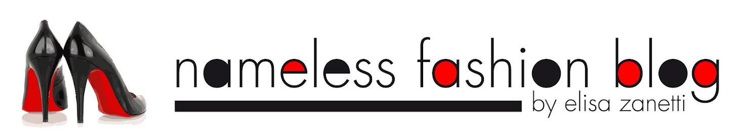Nameless Fashion Blog by Elisa