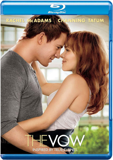 The Vow (Votos de Amor)(2012) m720p BDRip 2.7GB mkv Dual Audio AC3 5.1 ch