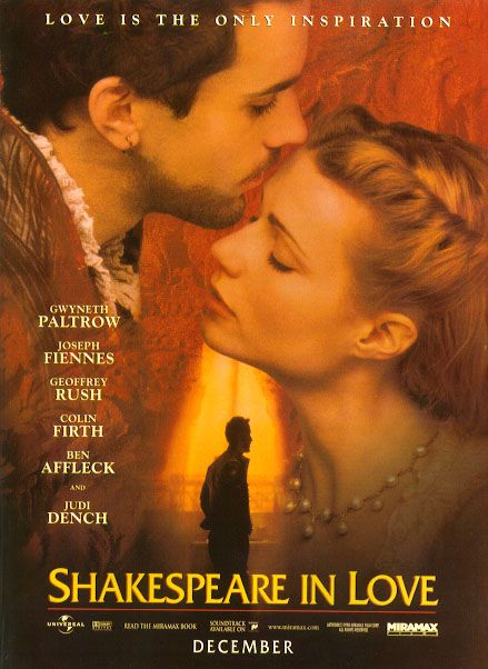Shakespeare ang yu - Shakespeare In Love (1998)