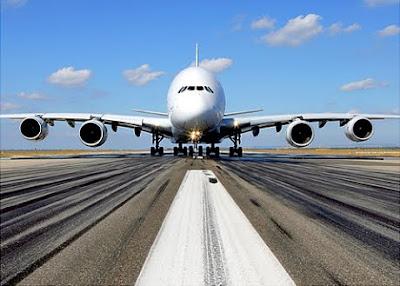 Airbus 380, l'avió de passatgers més gran del món.