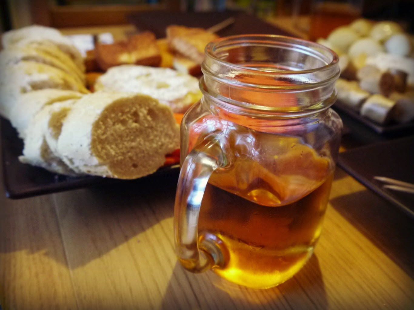 juice, mason jar