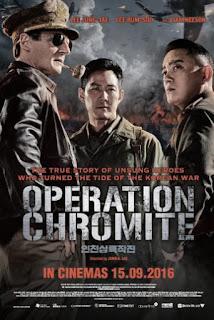 Operation Chromite (2016) 720p