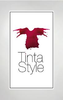 Logotipo CMYK Tinta Style imagen de marca tienda ropa mujer camisetas y moda