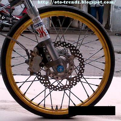 Yamaha Mio FFA ( Free For All ) DRAG 300 cc