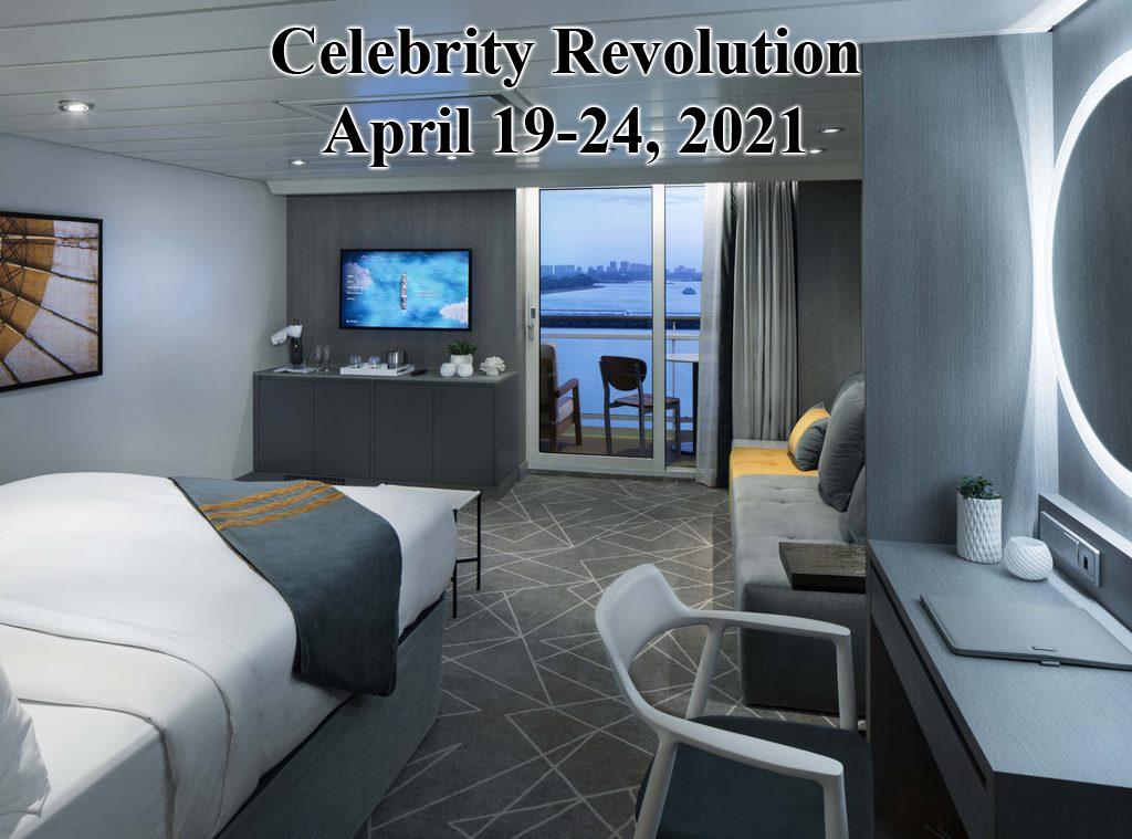 Celebrity Revolution April 2021