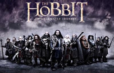 El Hobbit, un viaje inesperado - cine series y tv