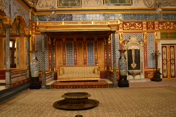 harem in topkapi palace