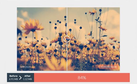 تقليل حجم الصورة دون التأثير على الجوده