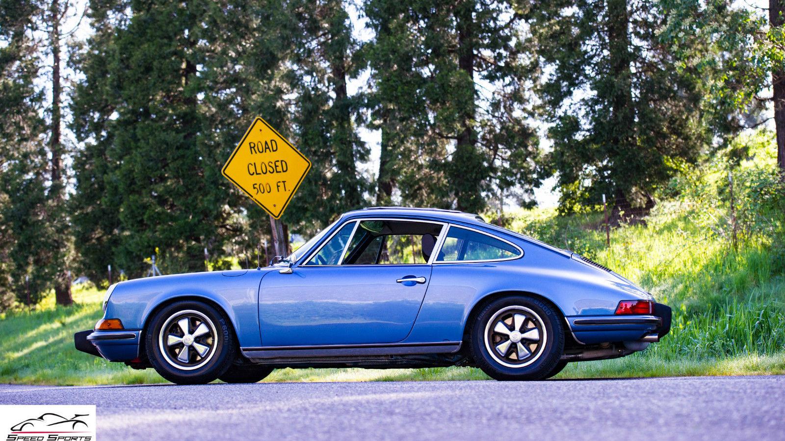 m e m o: 1973 Porsche 911 Sportomatic for sale on Ebay
