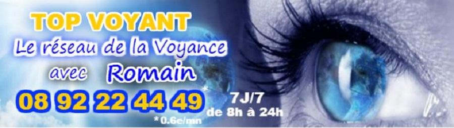 TOP VOYANT La Voyance Sérieuse avec ROMAIN