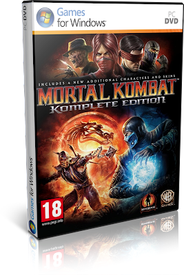 Mortal Kombat: Komplete Edition [PC] [Español]