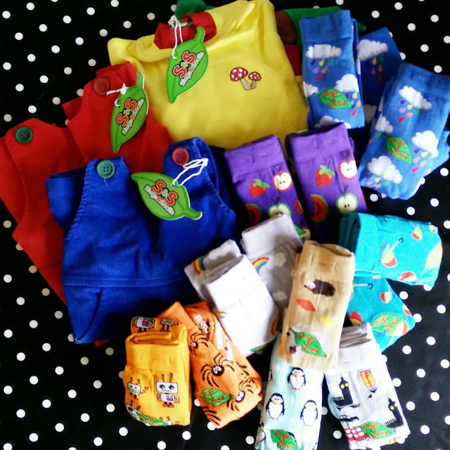 Slugs and Snails unisex tights and clothing