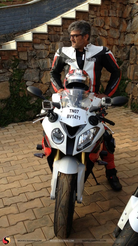 Ajith Kumar S Latest Bike The Bmw S1000rr Celebrity