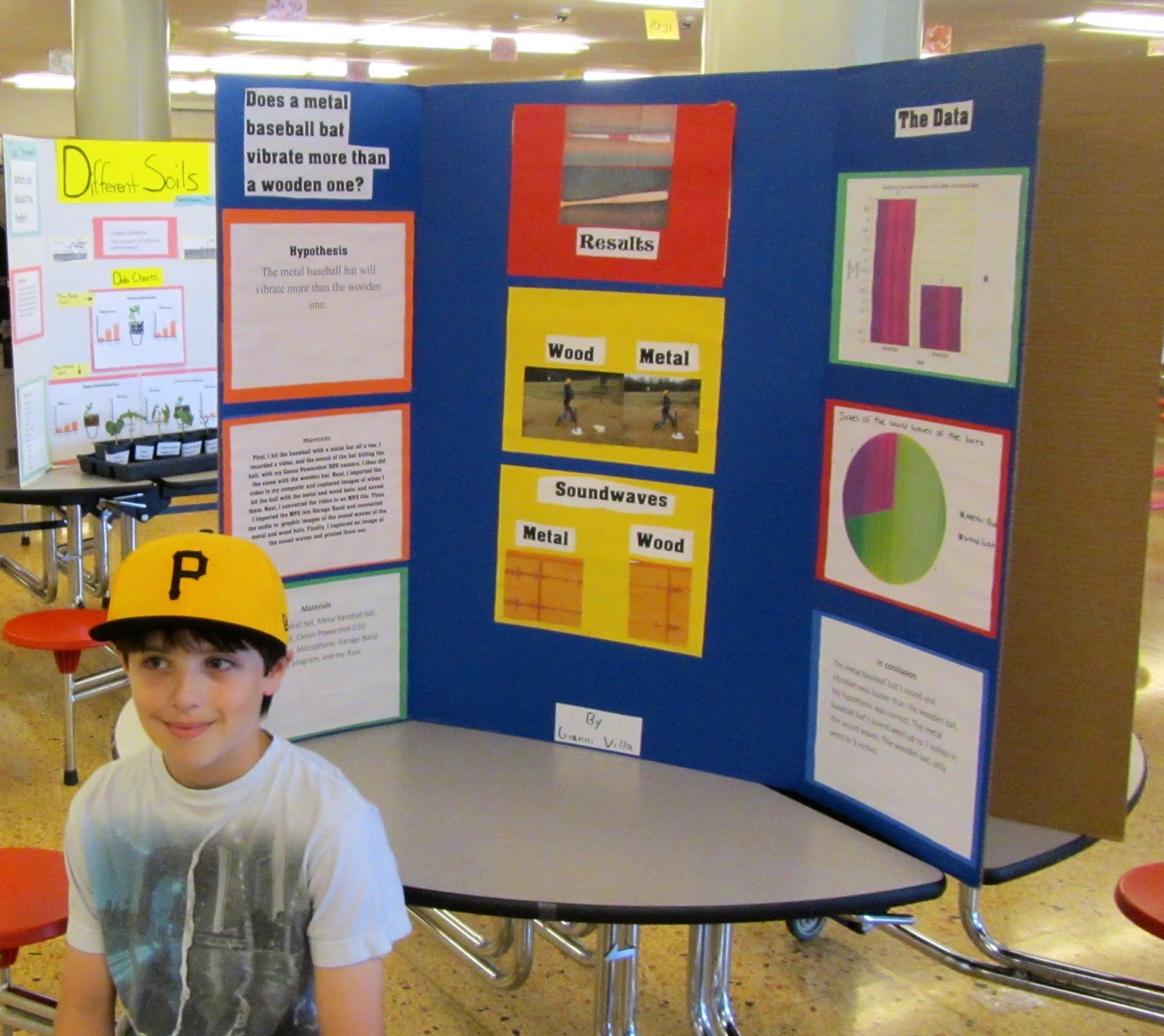 third grade science fair projects