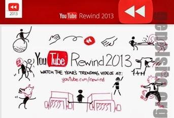 Youtube 2013'ün en akılda kalan anları