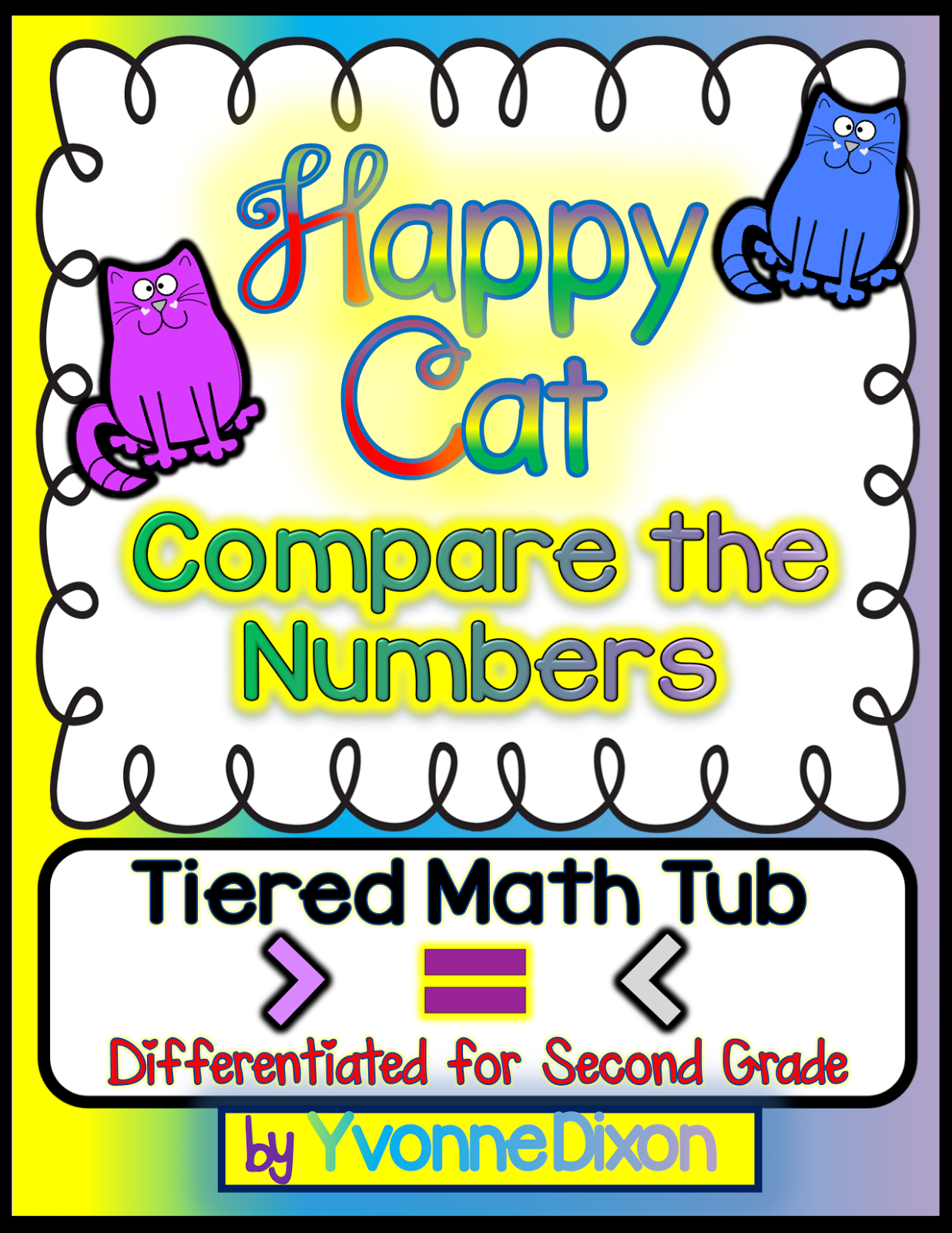 NEW!  By request...MORE MATH TUBS!