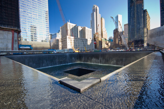 9/11 Memorial Museum and Plaza