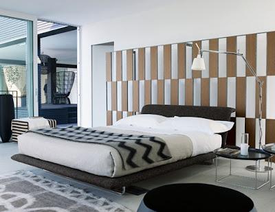 diseño dormitorio matrimonial