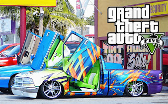 #29 Grand Theft Auto Wallpaper