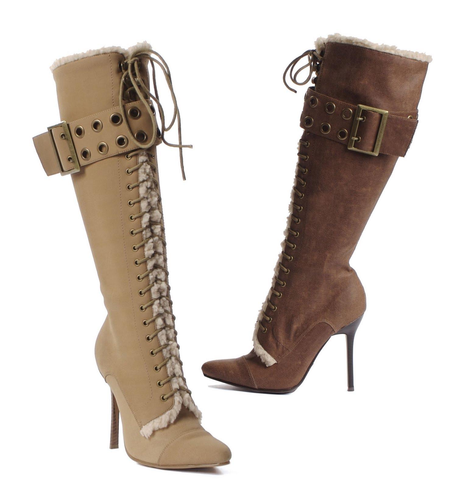 imagenes de zapatillas andrea - Los 8 zapatos mas horribles que nos hizo usar la moda +