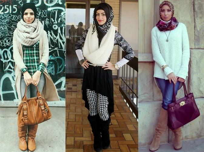 Tips Hijab agar Tetap Nyaman di Saat Musim Hujan image