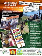 PRÓXIMOS EVENTOS                                      Campamento para familias