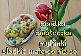 Ciastka, muffinki i inne słodkości