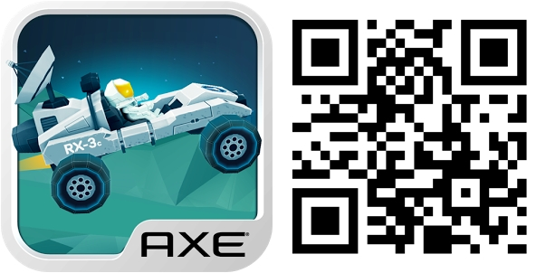 Download Axe Lunar Racer v 1.3.2 Apk Free