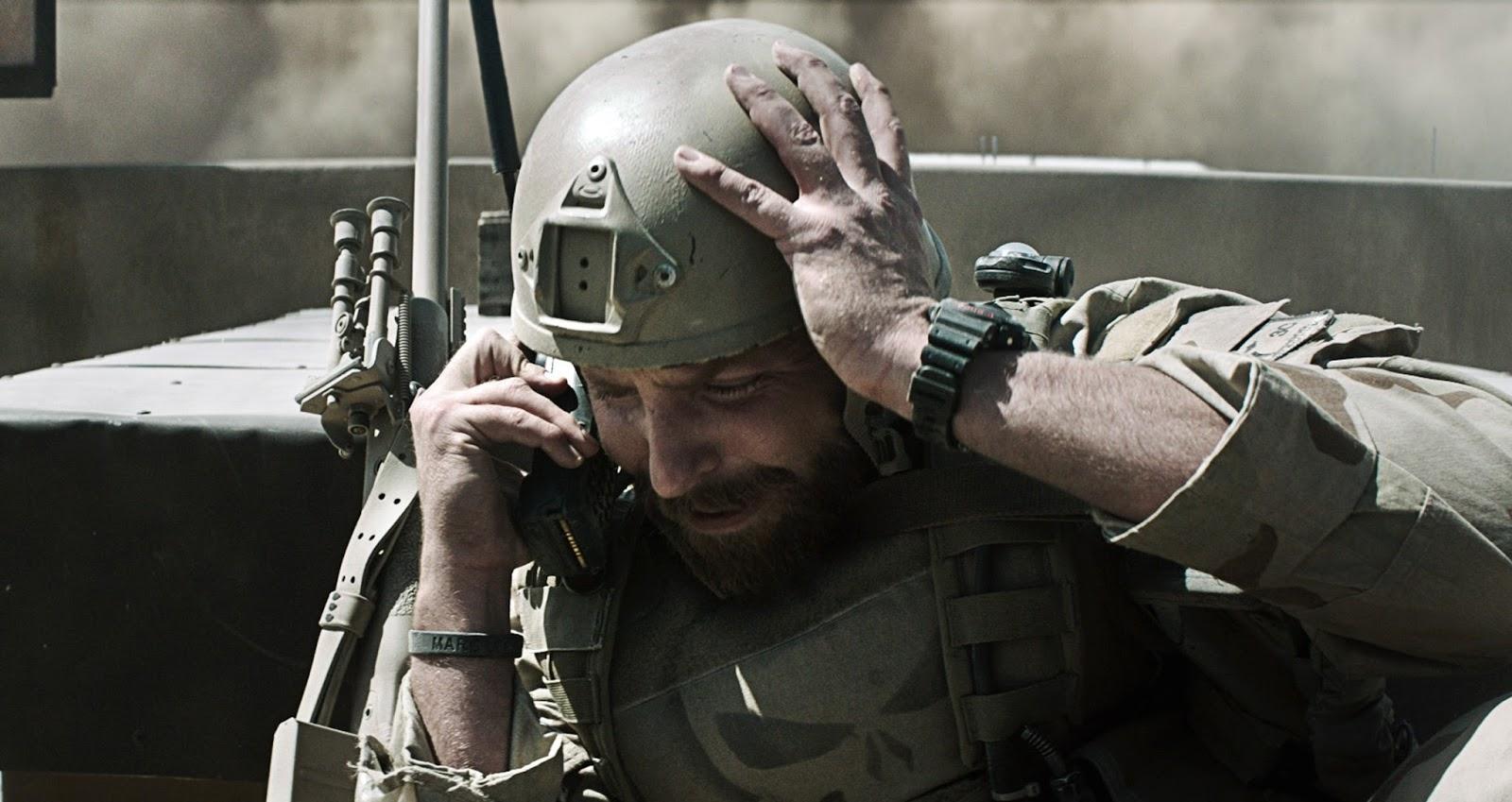Bradley Cooper Clint Eastwood | American Sniper