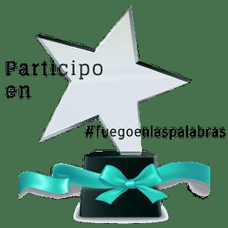 """Trofeo """"fuegoenlaspalabras"""""""