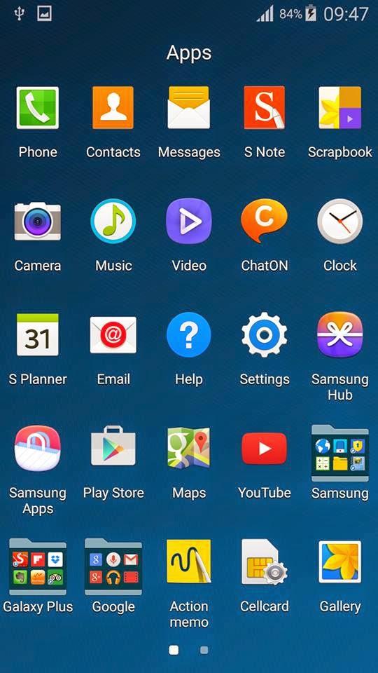 Update Note 3 International N900 To Lollipop 5.0 (Stock Rom)