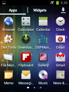 SGS3 Rom For Galaxy Mini GT-S5570