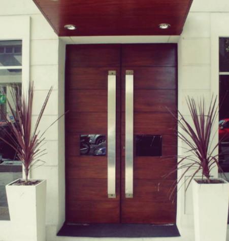 Desain Pintu Rumah Minimalis Modern Terbaru 2017 Rumah Minimalis