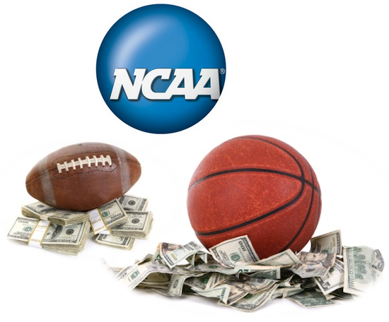It's Time to Let College Athletes Get Paid