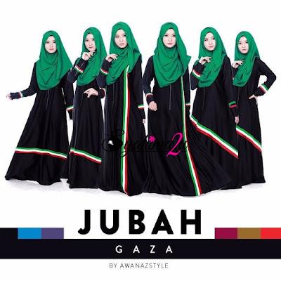 Jubah-Gaza